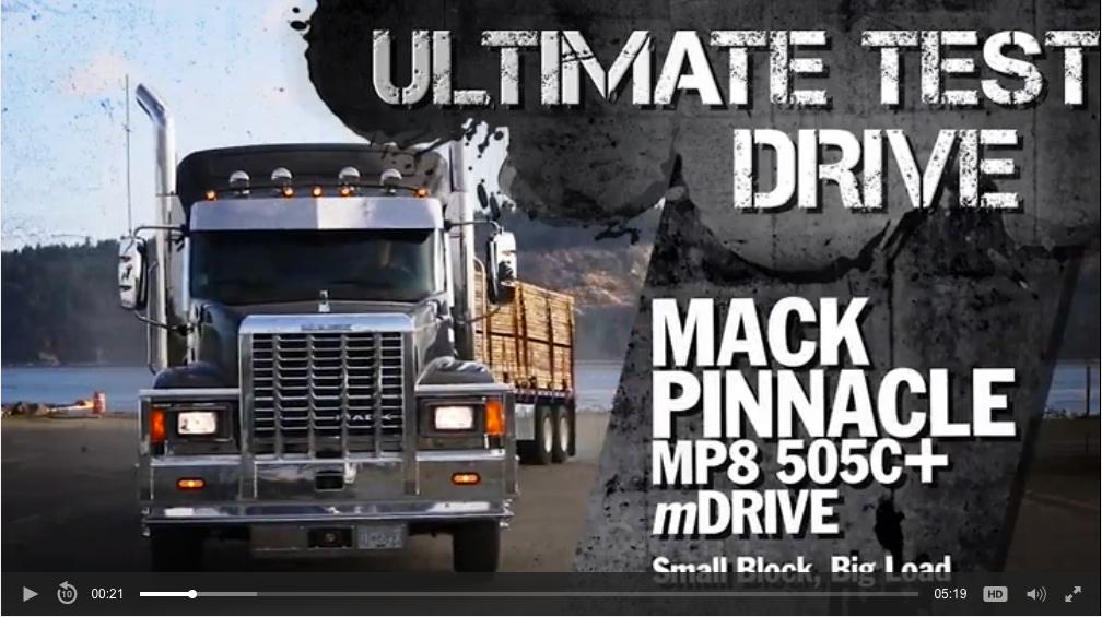 Mack's MP8 505 C+ MaxiCruise | Today's TruckingToday's Trucking