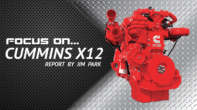Cummins' New Little Brother: X12 | Today's TruckingToday's