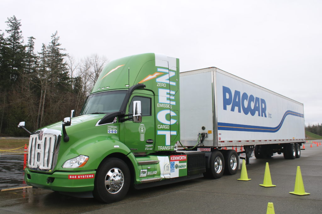 Kenworth hydrogen hybrid almost road-ready | Today's TruckingToday's