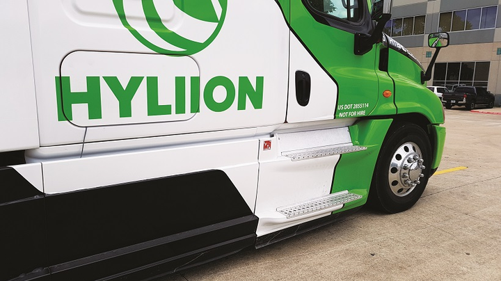 Hyliion axle breathes new life into hybrids | Today's