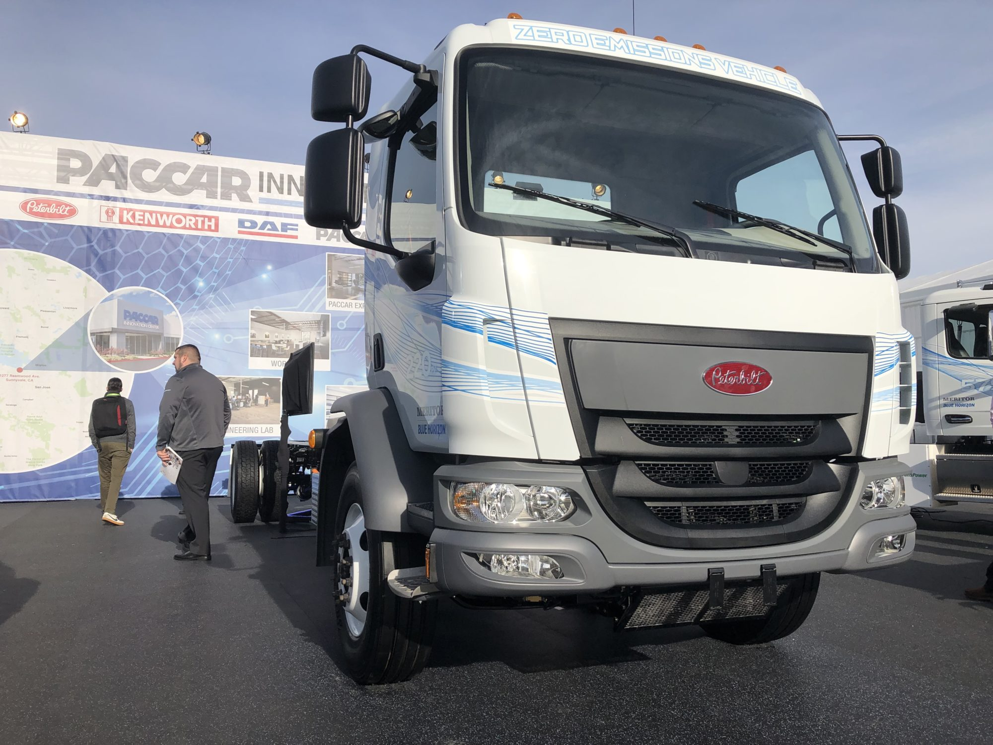 Battery-Electric Vehicles Archives | Today's TruckingToday's