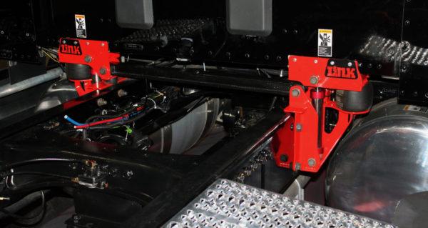 Link ROI Cabmate semi-active suspension