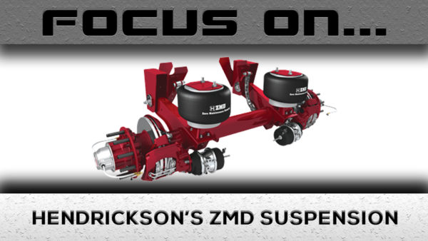 Hendrickson ZMD suspension