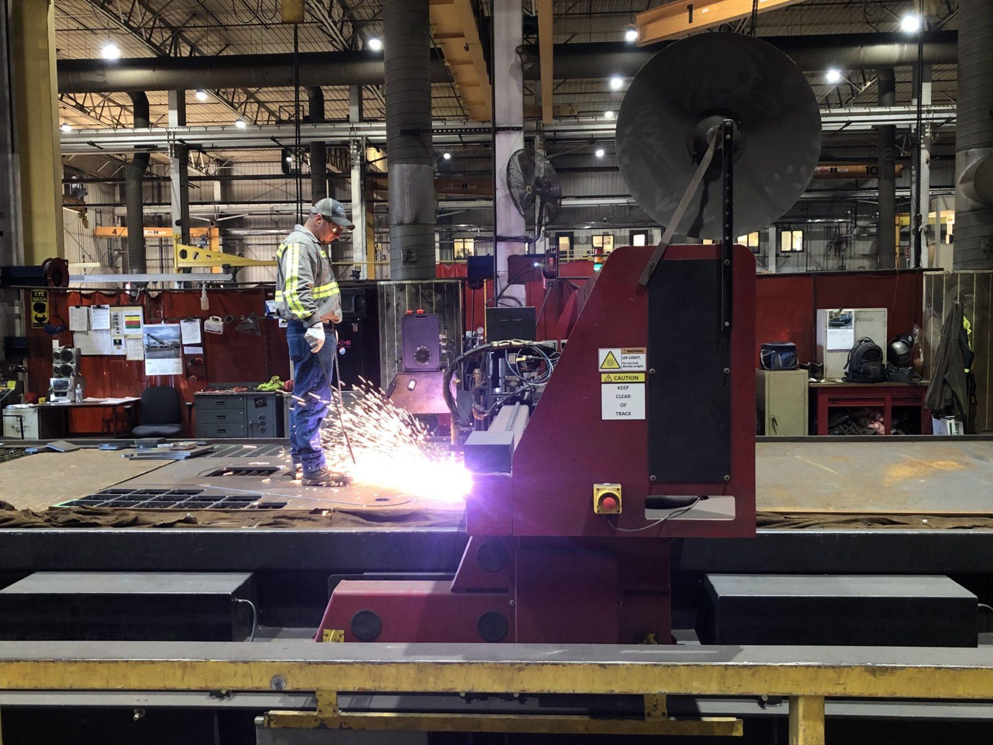 Schwing America manufacturing
