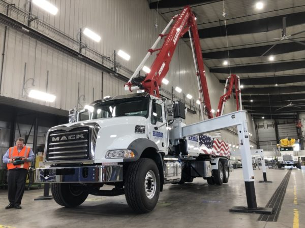 Jonathan Randall, Mack Trucks