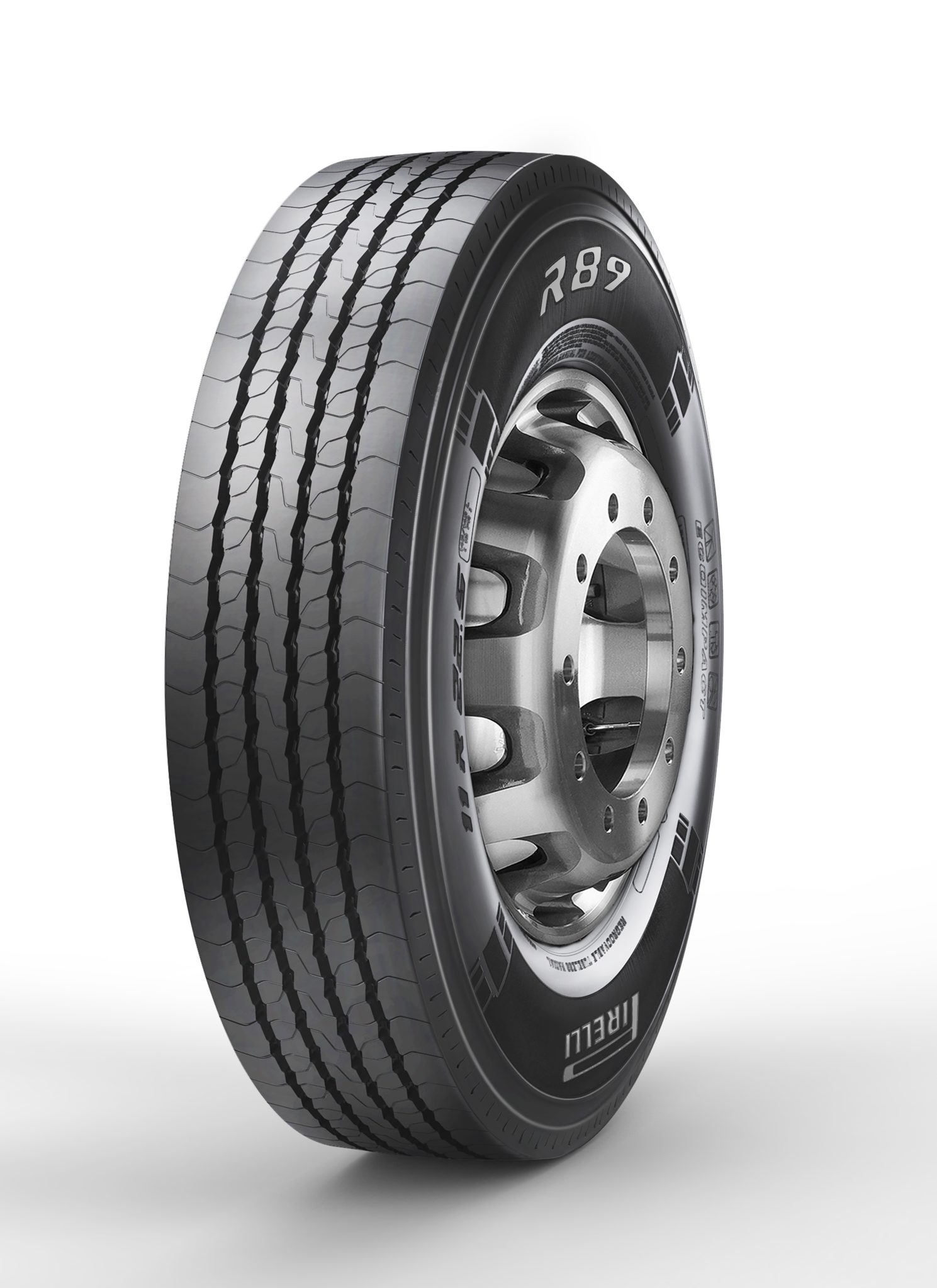 Prometeon launches Pirelli R89 Series tires | Today's