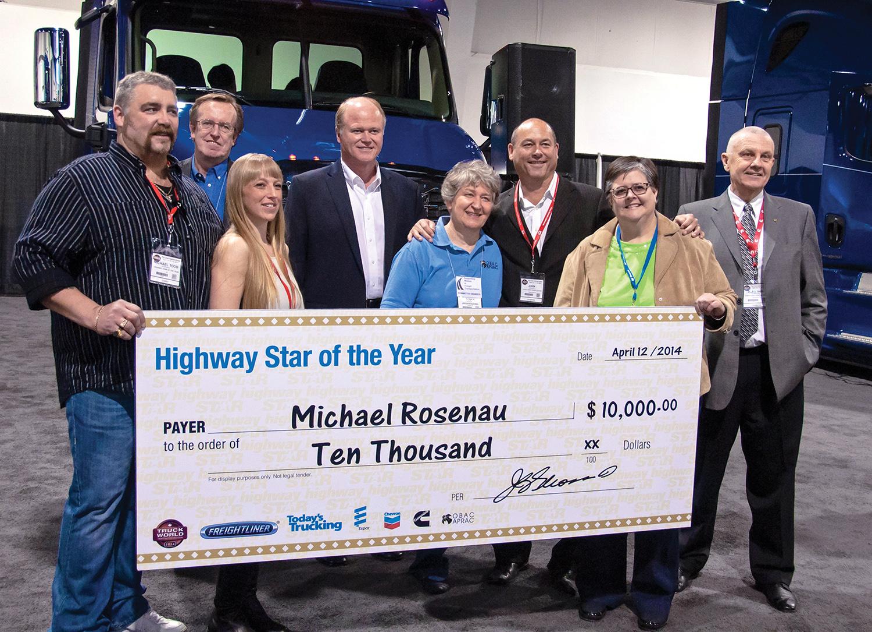 Michael Rosenau
