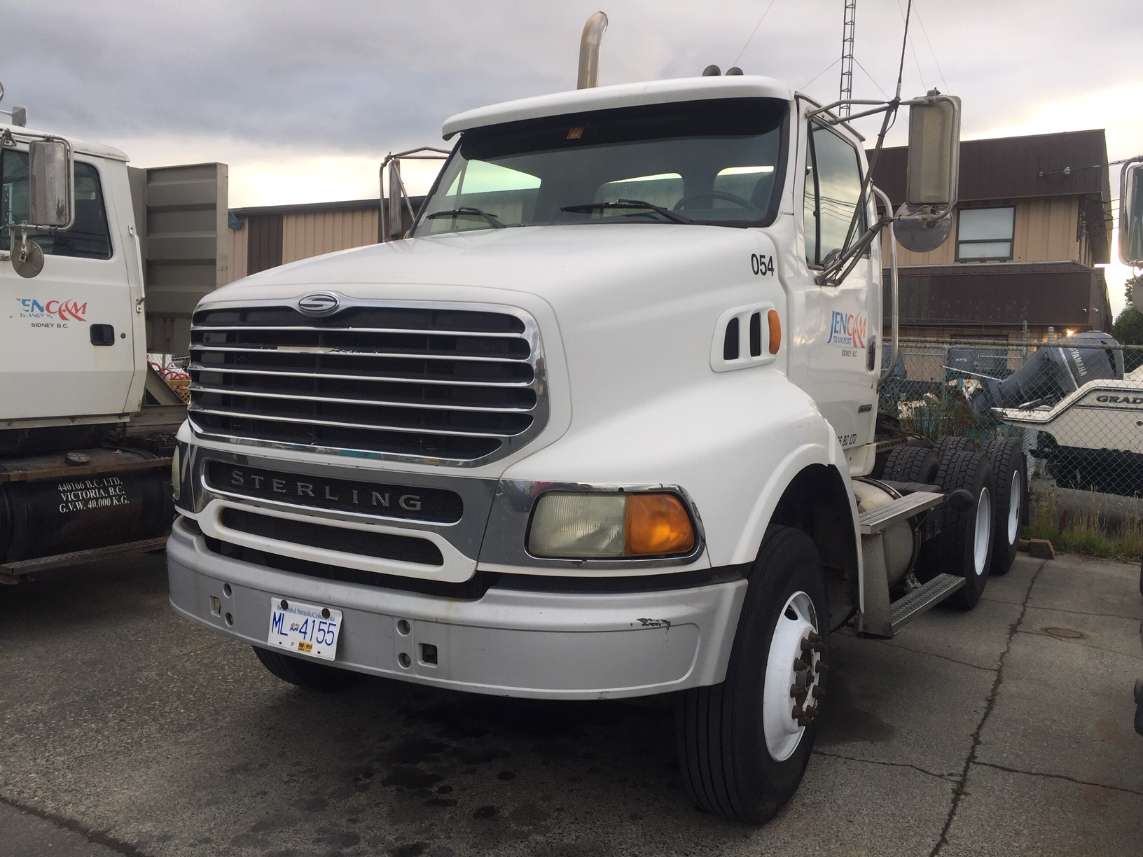 used Sterling truck