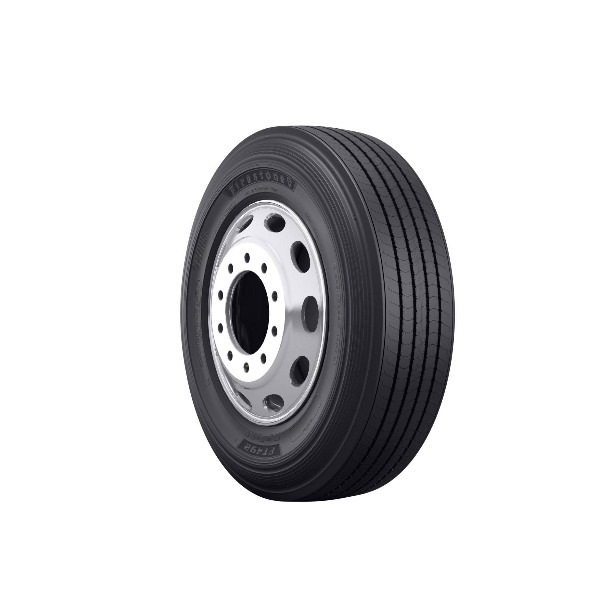 Bridgestone FT492 tire
