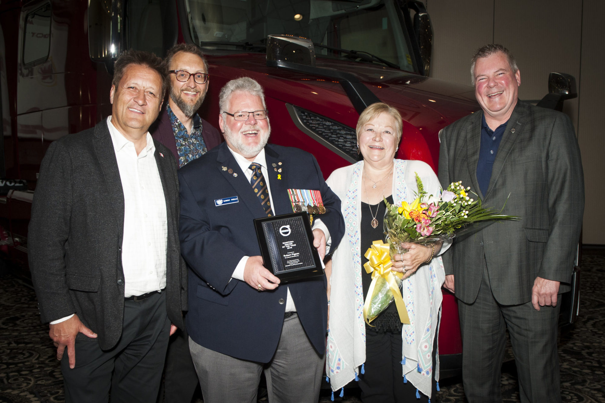 Manitoba Driver of the Year