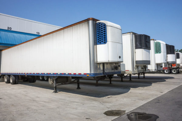 Refrigerated trailers